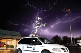 Shocking Truth: Staying Safe in a Lightning Storm