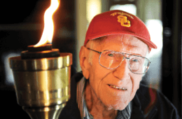 Stories of Survival: Louis Zamperini