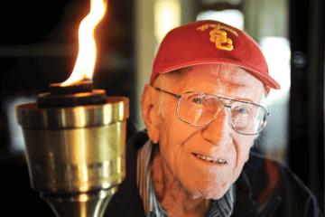 Stories of Survival: Louis Zamperini