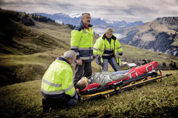 Moving the Wounded: Methods for Patient Transport in Survival Settings