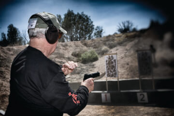 DRILL, BABY, DRILL: 3 Drills to Improve Defensive Shooting Skills