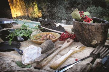 Wild Foods: Know How to Make the Tools Needed to Prepare Tasty Dishes