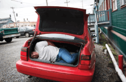 EN ROUTE TO Death: Escaping from a Car's Trunk
