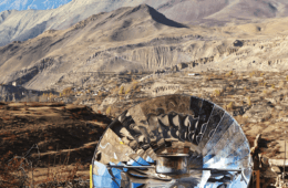 Cooking with the Sun: Solar Ovens