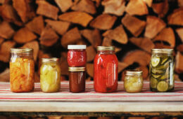 Don't Get Yourself In A Pickle: Pickling To Preserve Food