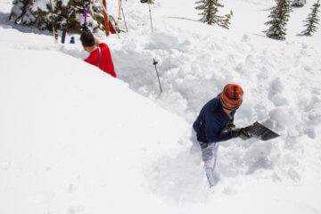 Backcountry Snow Shovels: What to Look For in an Indispensable Tool
