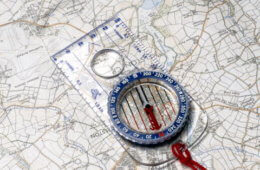 Finding Your Way with a Compass