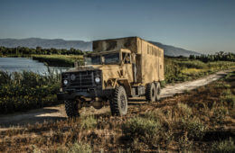 Mobile Fort: Plan B Supply's Bugout Truck
