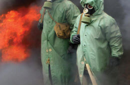 Toxic Terror: Surviving a Chemical Attack