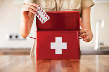 Kit Compliance: Making a Good First Aid Kit
