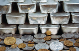 Precious Metals: Sold on Silver and Gold