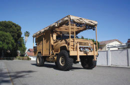 One Tough Beast: The 13-ton Survival Truck