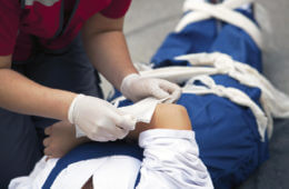 Advances in Medical and First Aid Tech