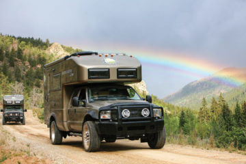 EarthRoamer Xpedition: The Self-Sustaining Offroader