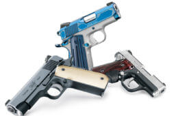 Old-Fashioned Firepower: The Model 1911