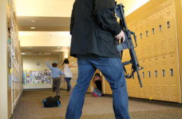 Surviving an Active Shooter Situation