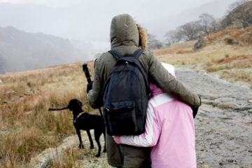 Hightailing It: Preparing Your Dog for a Bug-Out Situation