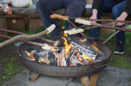 Campfire Cooking: 5 Meal Hacks That Don't Require Cookware
