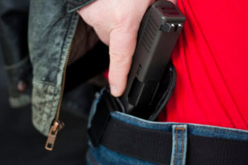 Survival Awareness: Spotting Concealed Carry