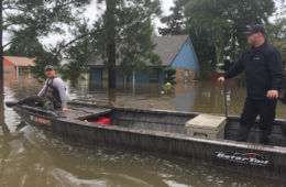 Gator-Tail boats and motors have proven themselves effective in evacuation and rescue operations during flooding disasters for over a dozen years.