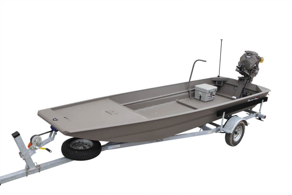 Gator Tough: Stay Afloat with Gator-Tail's Urban Boats