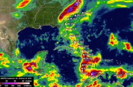 Riding Out Matthew: Florida's Most Unwelcome Visitor in 2016