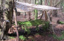 Survival Slumber: DIY Beds for Camp