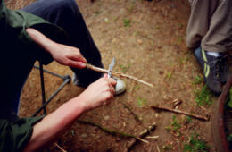 Carve Your Own Cookware: 5 DIY Utensils for Camp