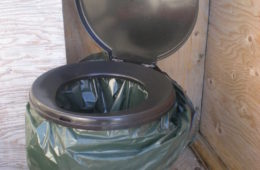 Code Brown: DIY Loo for the Wild