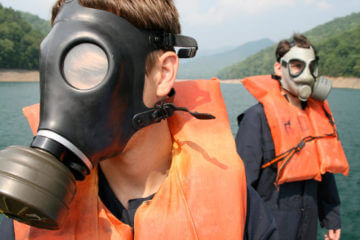 Toxic Terror: How To Survive A Deadly Chemical Attack