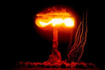 Mushroom Cloud: Surviving a Nuclear Attack