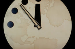 The Doomsday Clock: Five Minutes to Midnight