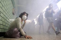 Unseen Threats: Surviving a Pandemic