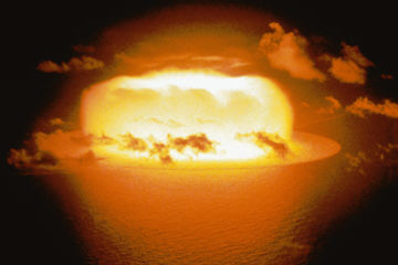 Nuclear Disaster: Surviving the Big One