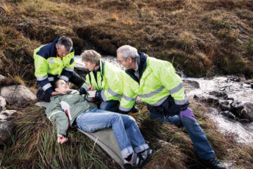 Group Dynamic: Working Together in a Survival Situation