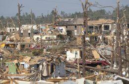 Tornado Alley: Multiple Twisters Batter Alabama in April