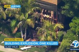 Southern California Building Explosion: 1 Dead, 3 Hurt
