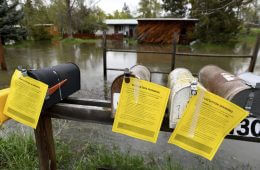 Troubled Waters: Montana Residents Face Mandatory Evacuation Due to Floods
