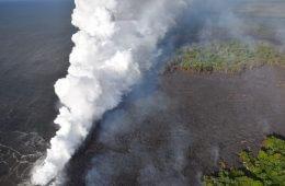 """Laze"": Toxic Gas Plume Threatens Hawaii"
