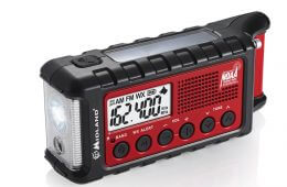 Emergency Radios: A Comforting Connection To Others During Trying Times