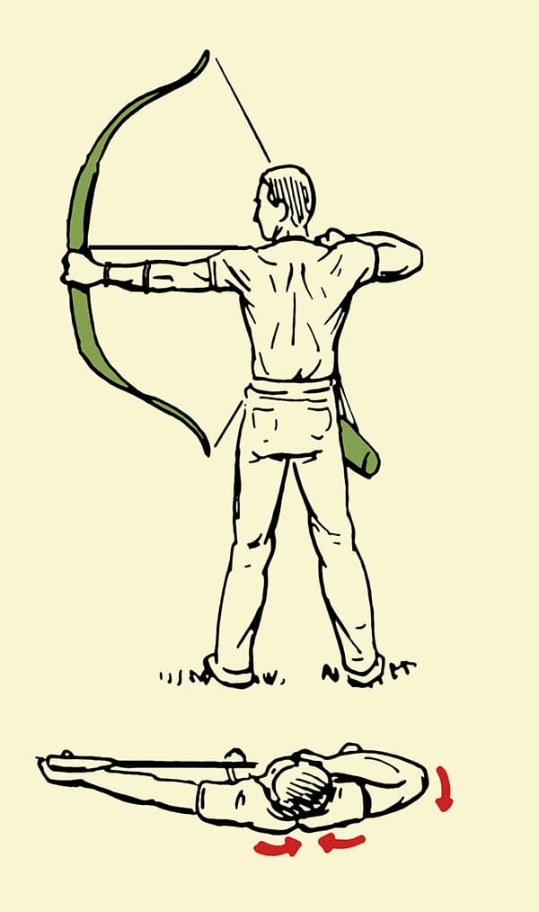 On Target: How to Shoot a Recurve Bow - American Survival Guide