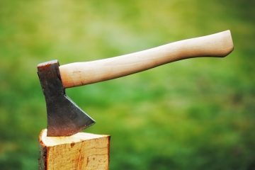Staying Sharp: How to Restore an Ax