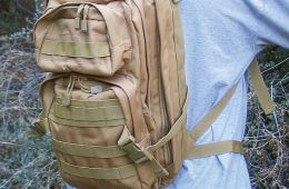 Tactical Carry-All: Kilimanjaro's Transport Modular Outdoor Pack