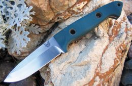 The Bushcrafter: Benchmade's Answer to the Survivor's Question