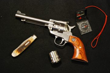 The Ruger Single Six Convertible Choosing a Firearm for Survival