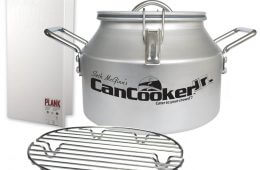 The Can Cooker: An Indestructible Cauldron Able to Cook Anything