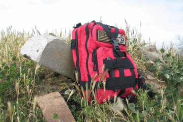 Echo Sigma's Get-Home Bag: Ready for the Long Haul Home