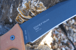 The Steel Will Chieftain: The Last Knife You Will Ever Need