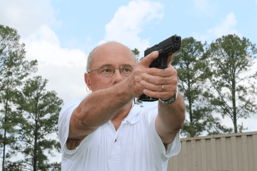 If a handgun is part of your overall self-defense preparedness plan, getting the best training is critical. Dedicating yourself to putting in lots of practice time at the range is also important.