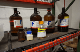 Handling Hazards: A Day in the Life of a Chemical Management Officer